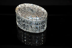 pudełkowaty kryształ obrazy royalty free