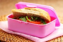 pudełkowaty lunch zdjęcia stock