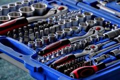 pudełkowaty narzędzie Zdjęcie Stock