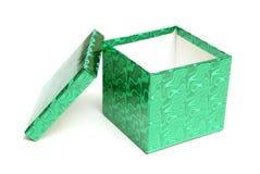 pudełkowaty prezent Obrazy Stock