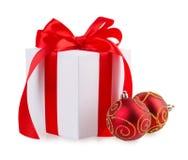 Pudełkowaty tasiemkowy łęk Fotografia Royalty Free