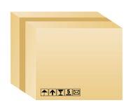 pudełka Zdjęcia Royalty Free