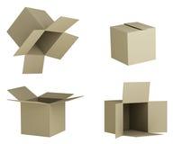 pudełka Obrazy Royalty Free