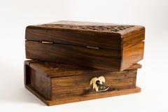 pudełka dwa Obrazy Stock