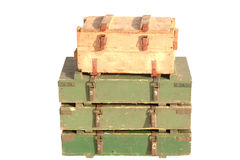 Pudełka spod skorup Zdjęcie Stock