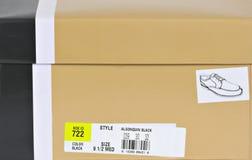 pudełko na buty Obrazy Stock