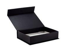 pudełko otwarty Zdjęcia Royalty Free