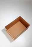 pudełko pusty Zdjęcia Royalty Free