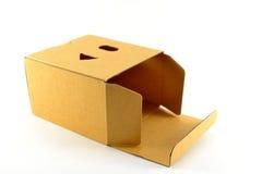 pudełko pusty Zdjęcie Royalty Free