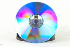 Pudełko za DVD dyskiem Obrazy Royalty Free