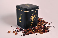 pudełkowata herbata Zdjęcia Stock
