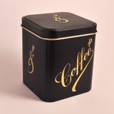 pudełkowata kawa Zdjęcie Royalty Free