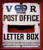pudełkowata poczta Obraz Stock