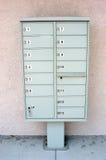 pudełkowata poczta Fotografia Stock