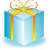 pudełkowata prezent Obrazy Royalty Free