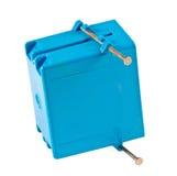 pudełkowaty elektryczny Obrazy Stock