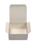 pudełkowaty karton Obraz Royalty Free