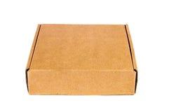 pudełkowaty karton Obrazy Royalty Free
