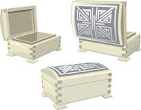 pudełkowaty klejnot Zdjęcia Royalty Free
