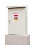 pudełkowaty kontrolny elektryczny Fotografia Royalty Free