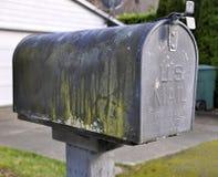 pudełkowaty mail my Obraz Royalty Free