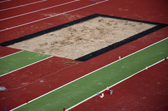 pudełkowaty piasek Fotografia Stock