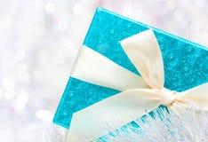 pudełkowaty prezent Fotografia Stock