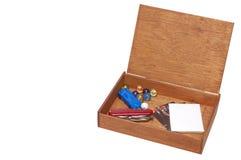 pudełkowaty skarb Zdjęcia Royalty Free