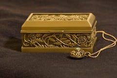 pudełkowaty skarb obraz royalty free