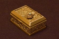 pudełkowaty skarb zdjęcie royalty free