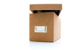 pudełkowaty zamszowy Obrazy Stock