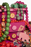pudełkowata biżuteria Obraz Royalty Free