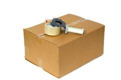pudełkowata żeglugi Zdjęcie Stock