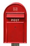pudełkowata pocztę Obraz Stock
