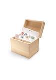 pudełkowaty kuchenny przepis Obrazy Stock