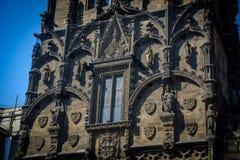 Puder-Kontrollturm, Prag Lizenzfreie Stockfotografie