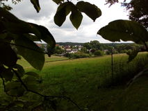 Puderbach Fotografia de Stock