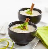 Pudim de arroz Imagens de Stock