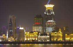pudong上海 库存照片