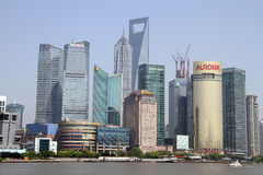 Pudong Stock Image