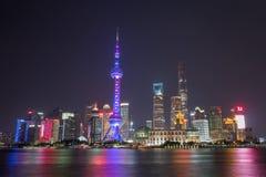 Pudong changhaï Photographie stock libre de droits