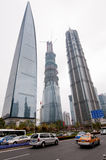 Pudong District Royalty Free Stock Image