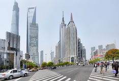 Pudong New Area Stock Photo