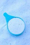 Pudrat tvättmedel Royaltyfri Fotografi
