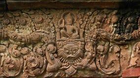 Pueainoi van kasteelpueai Noi/Ku bij khon-Kaen royalty-vrije stock afbeelding