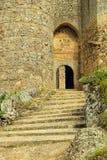 Puebla de Alcocer Castillo Royalty Free Stock Images