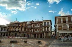 Puebla de Montalban Stockfotografie