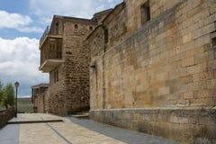 Puebla de Sanabria image stock