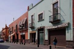 Puebla DE Zaragoza Stock Afbeeldingen