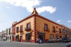 Puebla DE Zaragoza Royalty-vrije Stock Foto's